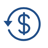 illustration of dollar symbol